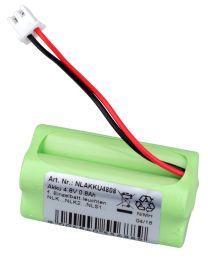Batterij 4,8V 0,8Ah voor noodverlichting K2, K3, S1