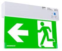 K2 Noodverlichting autonoom autotest LED 3h/ 8h IP40
