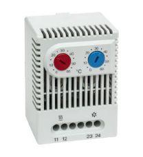 Kastverwarming met thermostaat