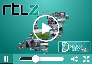 DOE MAAR DUURZAAM is hét televisieprogramma waarin diverse ontwikkelingen en innovaties binnen de duurzaamheidbranche aan bod komen.